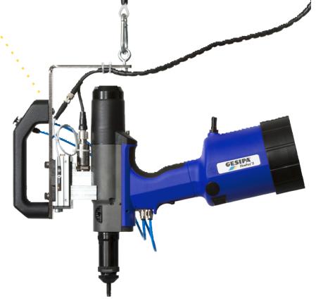 FIREFOX 2 F 軸向經濟型帶接觸壓力監測裝置