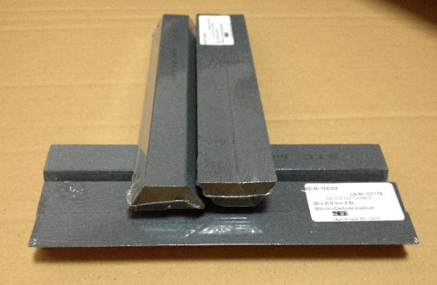 碳化硅 三角形 油石
