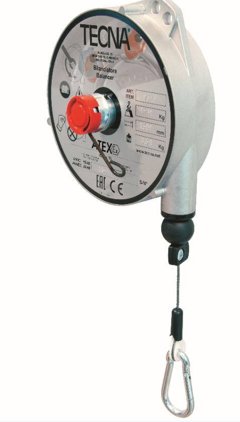 9340 ATEX  (10-14KG)  防爆平衡器